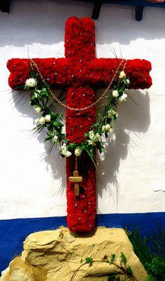 Cruces de Mayo. Casco Antiguo de Alicante 2012