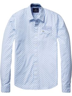Classic Dotted Shirt