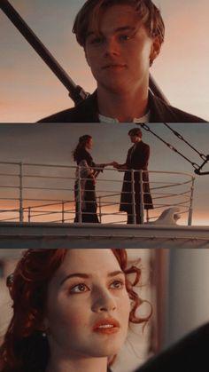 Titanic Leonardo Dicaprio, Young Leonardo Dicaprio, Movies And Series, Movies And Tv Shows, 90s Movies, Good Movies, Film Titanic, Kate Winslet And Leonardo, Leo And Kate