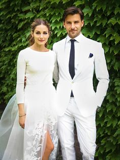 Olivia Palermo opted for a three-piece design by Carolina Herrera that included a sweater, shorts, and full tulle skirt