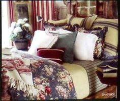 Vintage Ralph Lauren floral, stripe and tweed mix