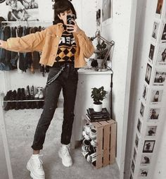 Style, Grunge, Hairstyle and Grunge Style, Neo Grunge, Mode Grunge, Grunge Look, Grunge Girl, Indie Outfits, Grunge Outfits, Edgy Outfits, Girl Outfits