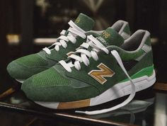 The Almighty Dollar Inspires This Latest J.Crew x New Balance 998.