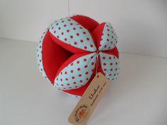 Bälle - GREIFBALL-Montessori Infant-Ball - ein Designerstück von restekoerbchen bei DaWanda
