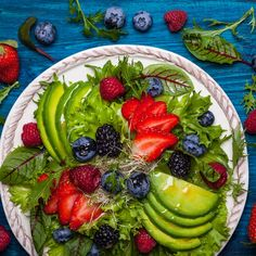 Recipe Roundup: 15 Refreshing Summer Salads For Simple Meal Planning Heart Healthy Diet, Healthy Eating Habits, Healthy Living, Easy Meal Plans, Easy Meals, Avocado Recipes, Healthy Recipes, Healthy Treats, Healthy Food