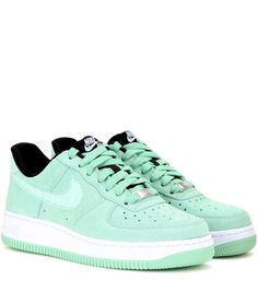 mytheresa.com - Nike Air Force 1 '07 Seasonal suede sneakers - Luxury Fashion for Women / Designer clothing, shoes, bags