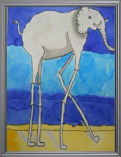 Art Lesson - Surrealism