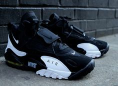Nike Air Max Speed Turf Black White New Images