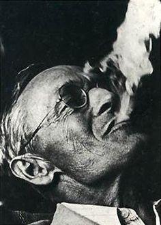 Herman Hesse: German-Swiss poet, novelist, and painter. In 1946, he received the Nobel Prize in Literature.