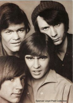 The Monkees (I'm  a believer...JM)
