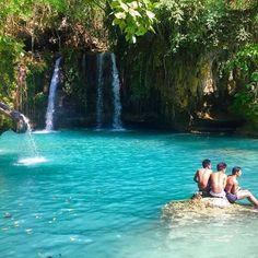 #MondayMotivation - daydreaming of waterfalls in the Philippines! Photo by @kwengcaballero #Philippines #Cebu # #travel #waterfall #wanderlust #Hotelsdotcom Hotels-live.com via https://www.instagram.com/p/BEoPHHhlaPj/ #Flickr