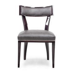 The Kenrick Dining Chair is a firm favourite amongst our commercial as well as retail clients. It has a beautifully shaped back which allows you to sit comfortably and has great stud detail which adds to its charm.