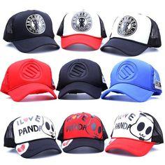 d296ca7e Unisex Men Women Hip-Hop Hats Truck Driver Baseball Golf Mesh Cap Snapback  Adjustable Hat