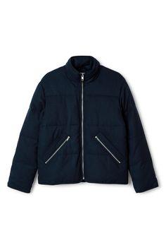 Weekday image 4 of Woom Jacket in Blue Dark