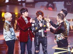 BIGBANG - 30th Golden Disc Award (160120)