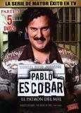 Pablo Escobar: El Patron del Mal, Parte 3 [5 Discs] [DVD]