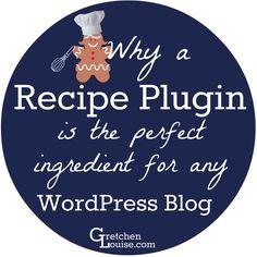 A recipe plugin is a
