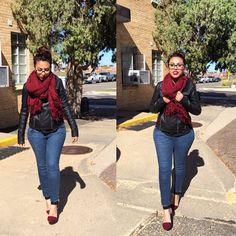 Fall fashion: pants
