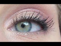 Eye Makeup Tutorial: Sand & Seashells (Gold, Purple & Violet)