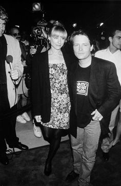 1000 images about michael j fox on pinterest for Michael j fox and tracy pollan love story