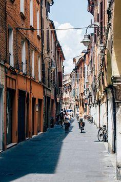 Ferrara – Die schönsten Gassen der Emilia Romagna