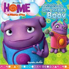 Livros Junior e Juvenil: Passatempos: Home - A Minha Casa