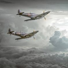 """Coming Home"" photographed at photoshopped into a stock background image. Around 4 hours editing time. Aircraft Photos, Ww2 Aircraft, Fighter Aircraft, Military Aircraft, Fighter Jets, Ww2 Spitfire, Supermarine Spitfire, Aircraft Painting, Airplane Art"