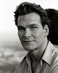 Patrick Swayze  love you