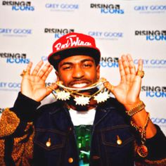 Big Sean. He's really nice to look at