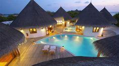 30% de réduction à l'hôtel Island Hideaway aux Maldives + cumul de promotions !