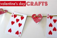 12 Valentine's Day Crafts For Kids