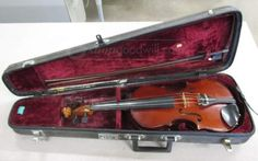 shopgoodwill.com: Ensemble 0956 Violin w/ Hard Case
