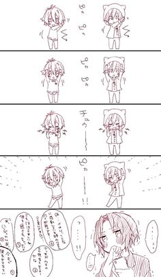 西海リョウ (@nishiumiryo) さんの漫画 | 64作目 | ツイコミ(仮) Manga, Drawing Reference, Kawaii Anime, Cute Pictures, Geek Stuff, Fandoms, Fan Art, Drawings, Artist