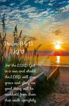 Psalm 84:11                                                                                                                                                                                 More
