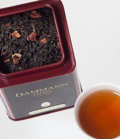 Boîte de thé 4 fruits rouges Dammann