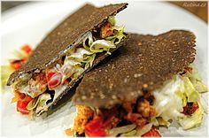 Rutina - Lněné tortilly