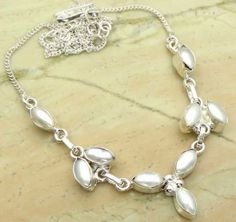 6.75ctw Genuine Pearl & .925 Sterling Silver Plated Brass Necklace (SJHN0081PEARL) #silvernecklace #silvernecklacesforwomen #necklacesilver #necklacependants #necklacejewelry #sterlingsilvernecklace #jewelrynecklaces #handmadenecklaces #silvernecklaces #longsilvernecklace #personalizednecklaces #womensnecklace #silvernecklaceformen #menssilvernecklace #mennecklaces #mensnecklaces #gemstonenecklace #gemstonenecklaces Buy Now…