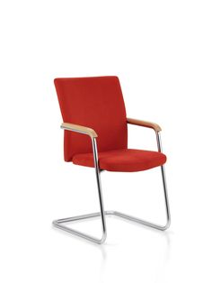 Conference chair xpendo from ROHDE & GRAHL, designed by Paul Brooks - www.rohde-grahl.nl