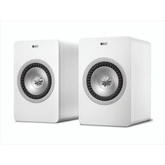 KEF X300A Wireless Loudspeakers