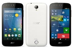 Acer has unveiled super-affordable or pocket-friendly entry-level Android and Windows 10 smartphones at IFA 2015 in Beijing, Acer Liquid Z320 and Liquid M320 .