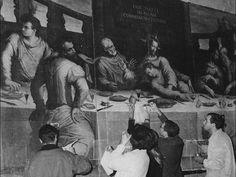 Il miracoloso recupero dell'opera che rimase vittima dell'esondazione dell'Arno nel 1966 verrà celebrato con una mostra nel 2016.