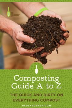 The best way to build the health of your garden soil is with compost. Do you know how to compost? If not or if you have challenges with your existing compost pile, this podcast is for you.  #composting #compost #DIYcompost #makeyourowncompost #compostingtips #homemadecompost #organicgardening #gardening #joegardener #growlikeapro