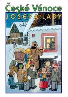 Josef Lada zima v obraze...Josef Lada Winter in the image ... (88 pieces)