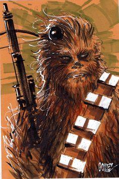 Chewie - Joel Gomez