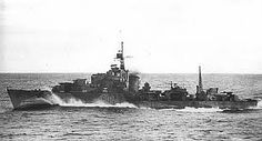 HMS Hardy (1936) was the flotilla leader for the H-class destroyers, built for the British Royal Navy in the mid-1930's.