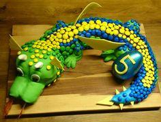 Dragon Party, 3rd Birthday, Birthday Candles, Baking, Maximilian, Party Ideas, Hugo, Dragons, Food Ideas