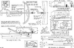 Manchurian Repeating Crossbow - Build your own chu-ko-nu ancient repeating crossbow.  I'm pretty sure it's your 2nd amendment duty to do so.