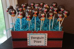 Penguins Birthday Party Ideas   Photo 1 of 18   Catch My Party