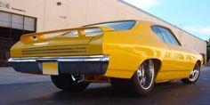 Custom 1969 Chevrolet Chevelle SS 532 Pro-Touring
