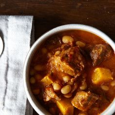 Pork Stew with White Beans and Butternut Squash Recipe on Food52 recipe on Food52 PORK SHOULDER